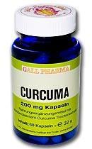GPH Curcuma 200mg Kapseln