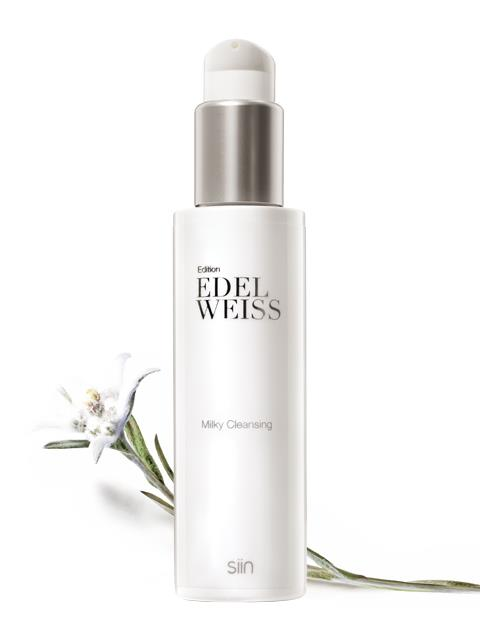 Edition Edelweiss Milky Cleansing