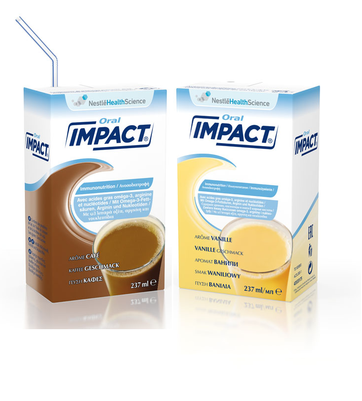 Oral Impact® Drink 237 ml