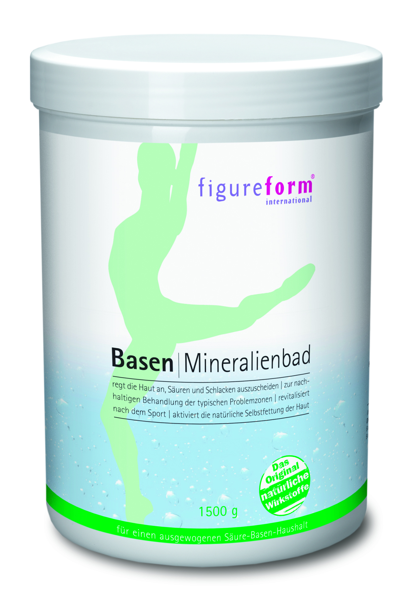 Figureform Basen-Mineralienbad