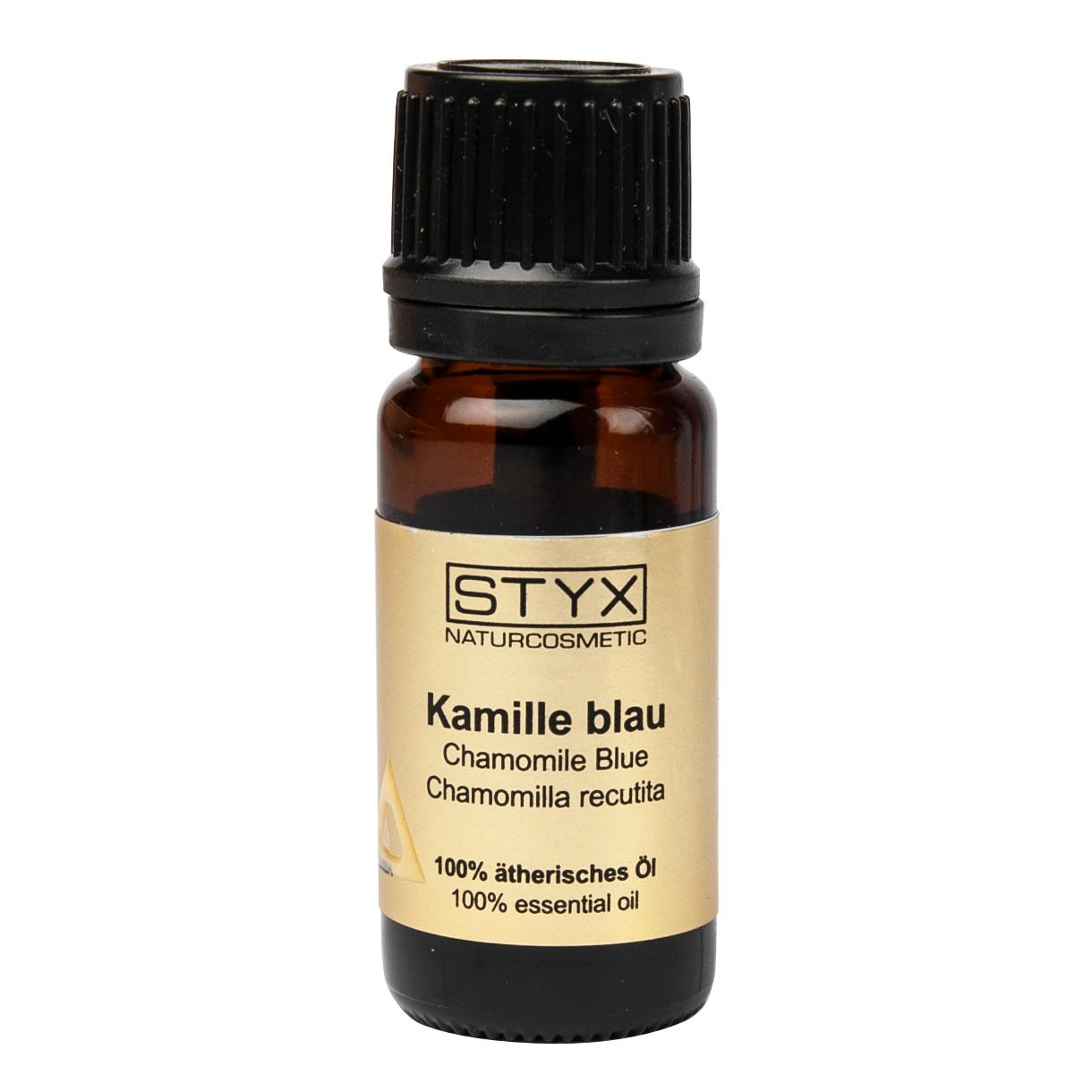 Ätherisches Kamillen-Öl blau 1ml
