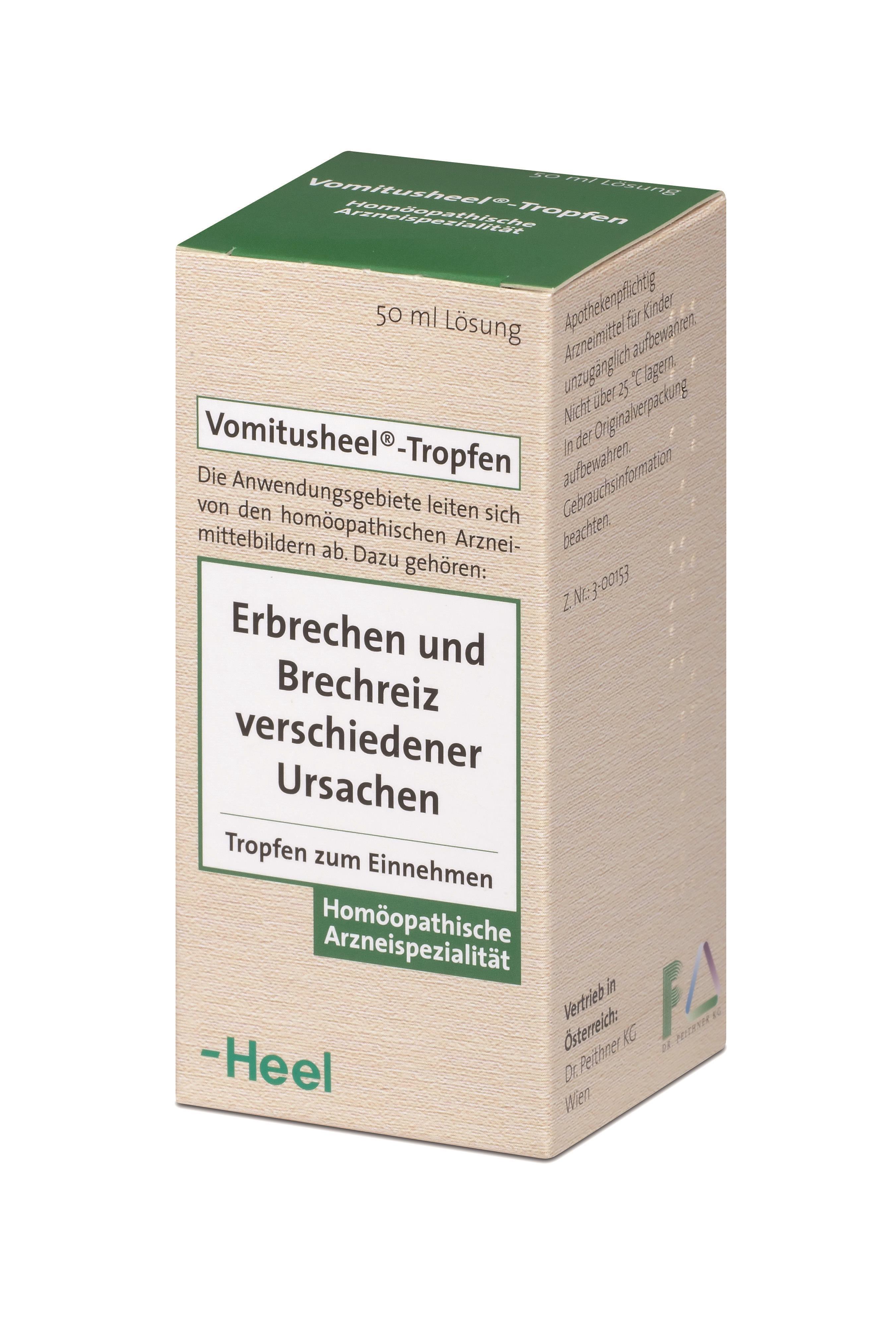 Vomitusheel - Tropfen