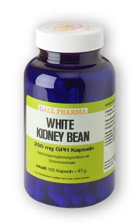 GPH White Kidney Bean 250mg Kapseln
