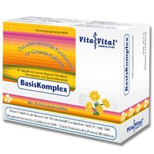 Basis Komplex VitaVital Kapseln