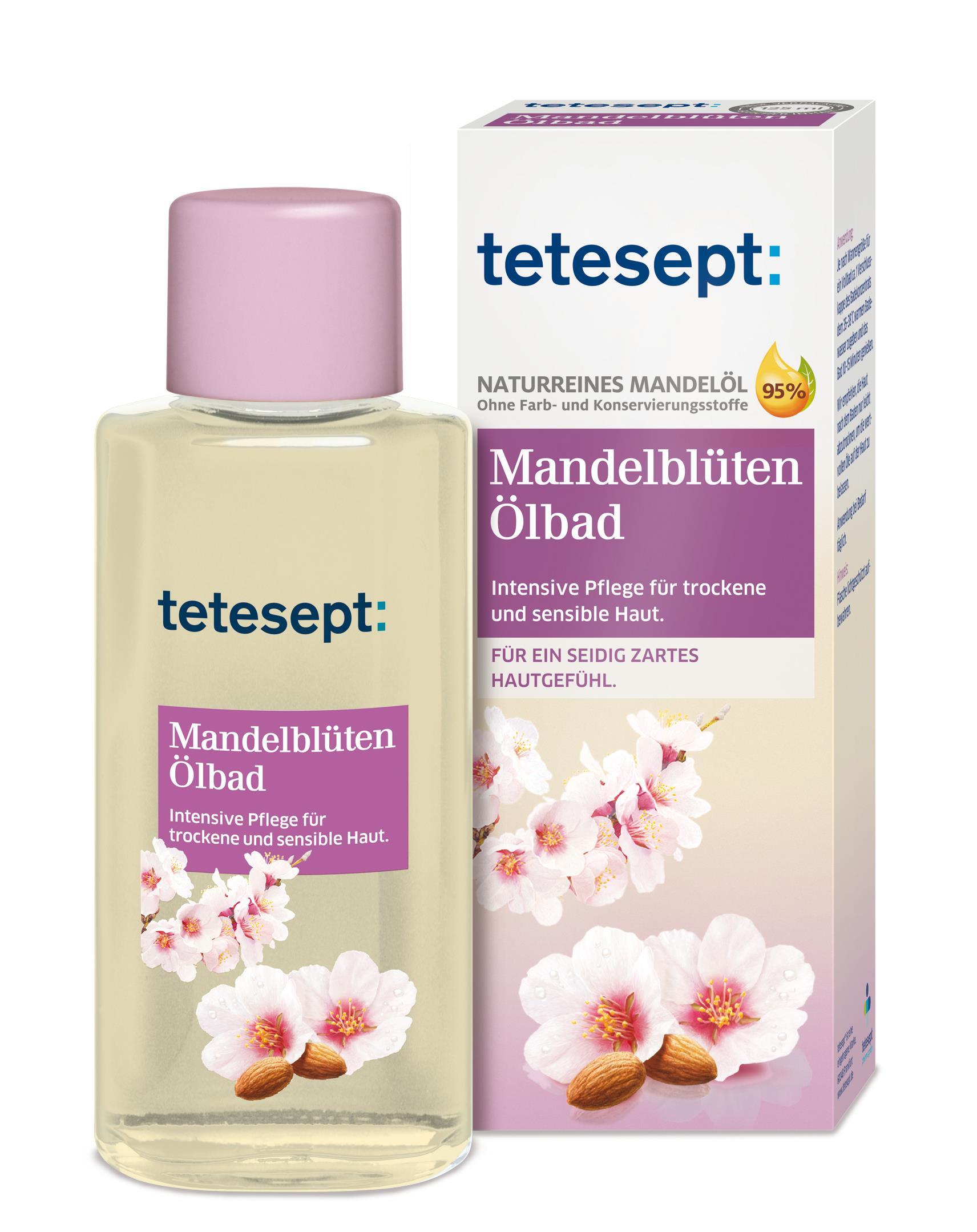 tetesept Ölbad Mandelblüte