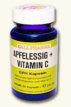 GPH Apfelessig + Vitamin C Kapseln
