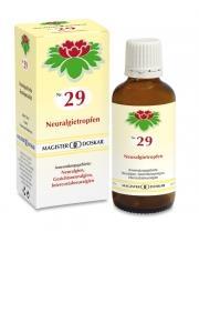 "Nr. 29 Neuralgietropfen ""Mag. Doskar"""