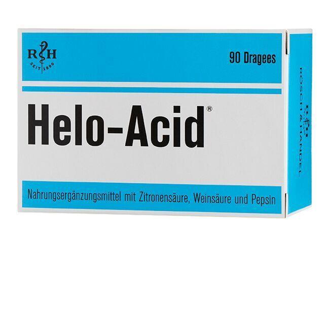 Helo Acid Dragees