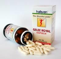 Hafesan Gelee Royale + Vitamin C Kapseln 60 Stück