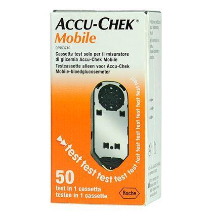 Accu-Chek MAccu-Chek Mobile Testkassette