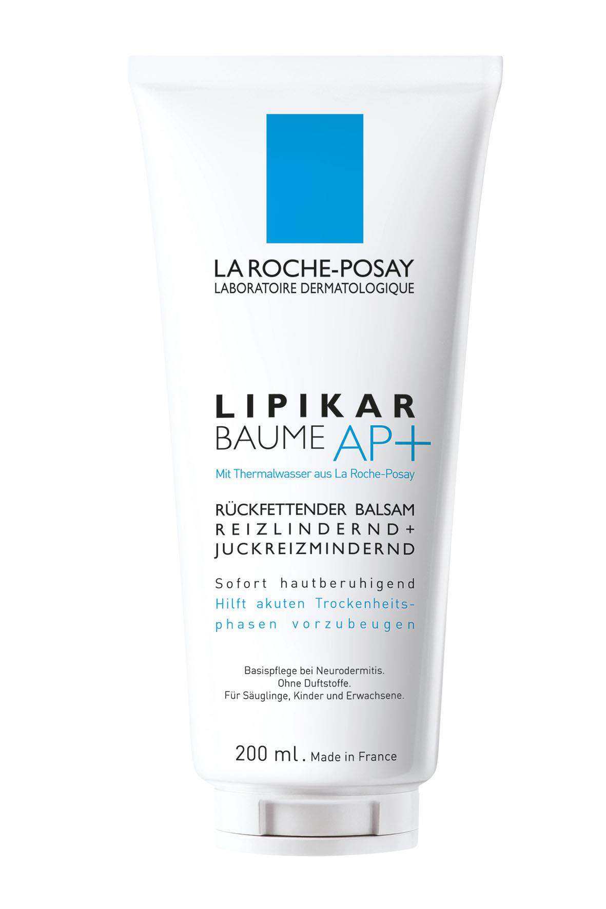 La Roche-Posay Lipikar Baume AP+ Hautberuhigender Körperbalsam