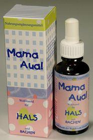 MAMA-AUA TROPFEN HALS