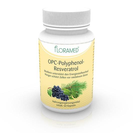 Floramed OPC Polyphenol Resveratrol