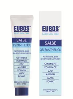 Eubos Salbe 3% Panthenol 75ml