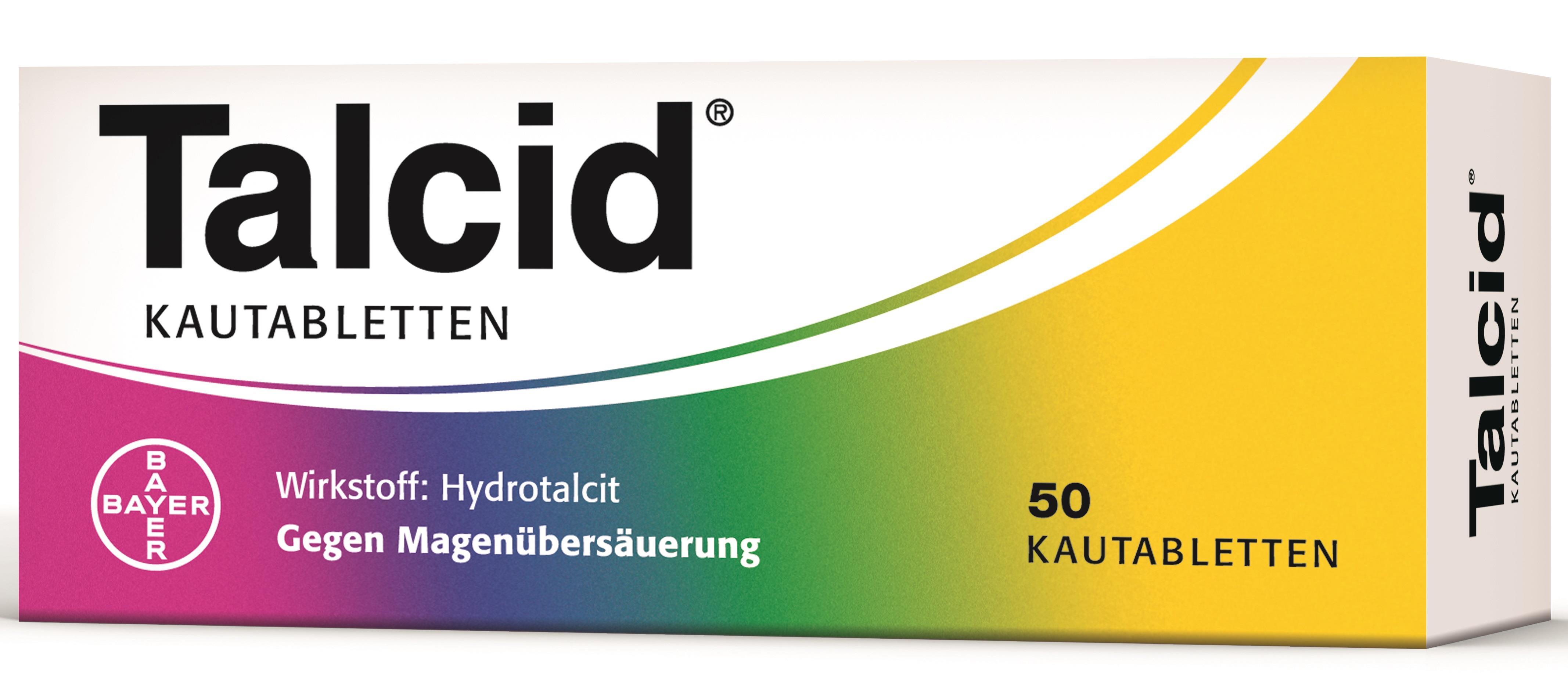 Talcid® - Kautabletten