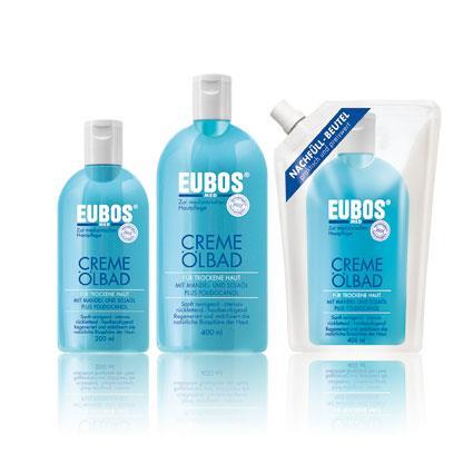 Eubos Creme Ölbad Flasche