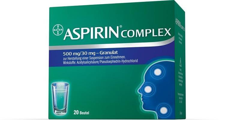 Aspirin Complex Granulat Beutel