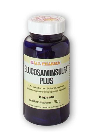 GPH Glucosaminsulfat Plus Kapseln