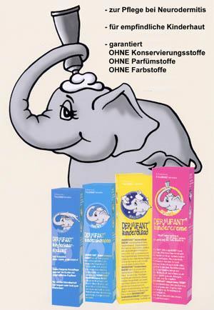 Dermifant Kindershampoo