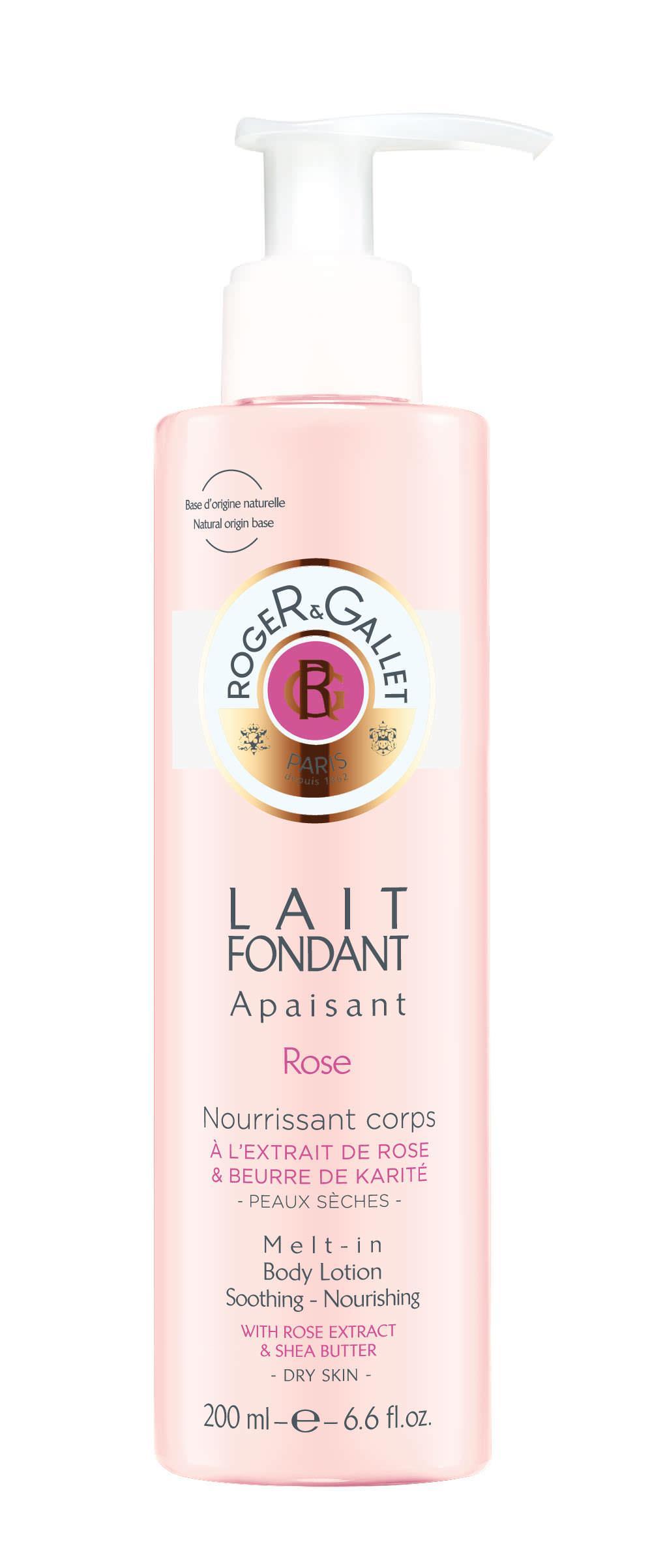 Roger & Gallet Rose - Körpermilch