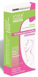Viola Green Schwangerschaftsfrühtest 1 Stück