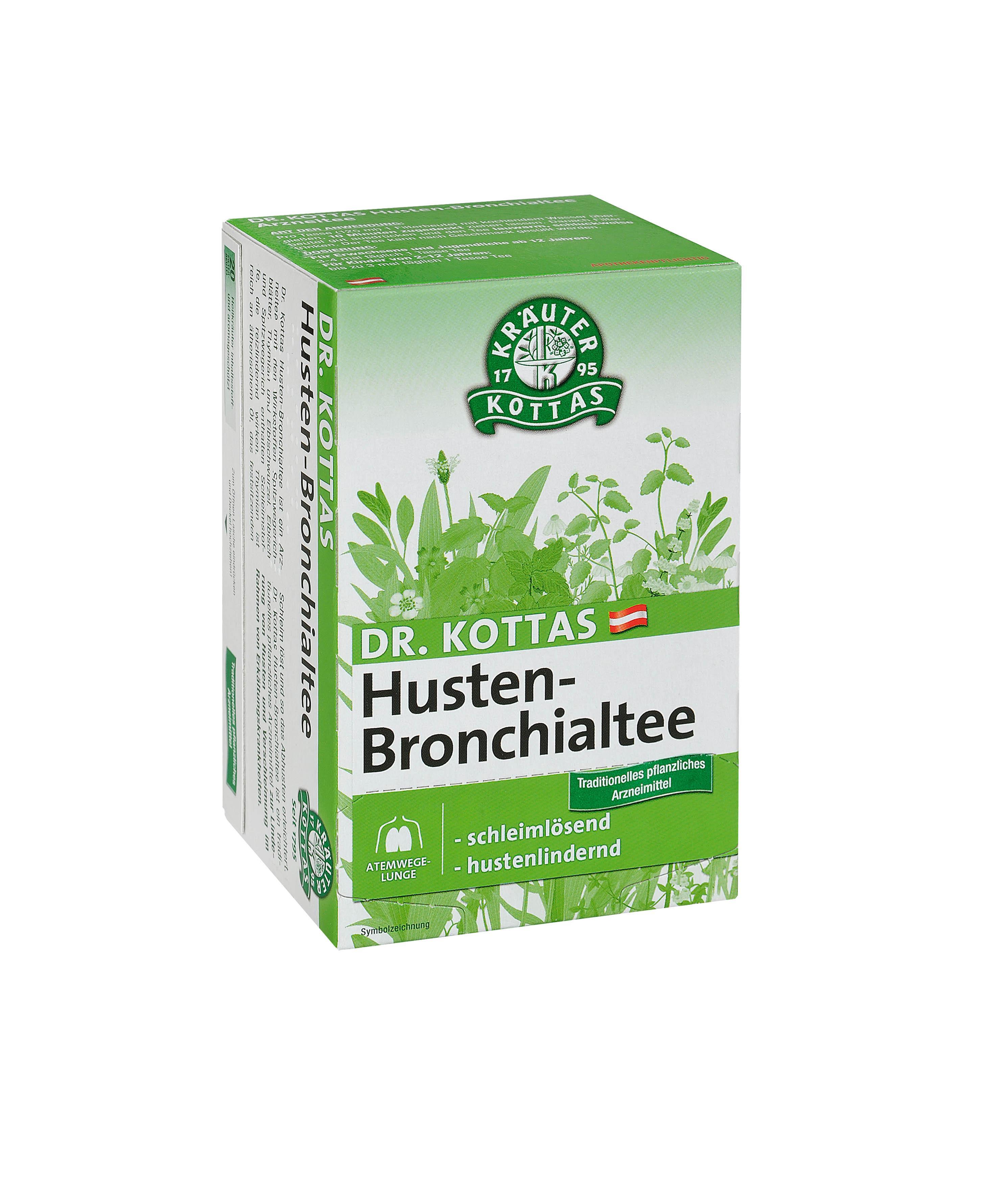Dr. Kottas Husten-Bronchialtee