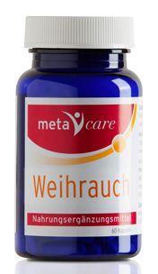 Metacare Weihrauch 60 Kapseln