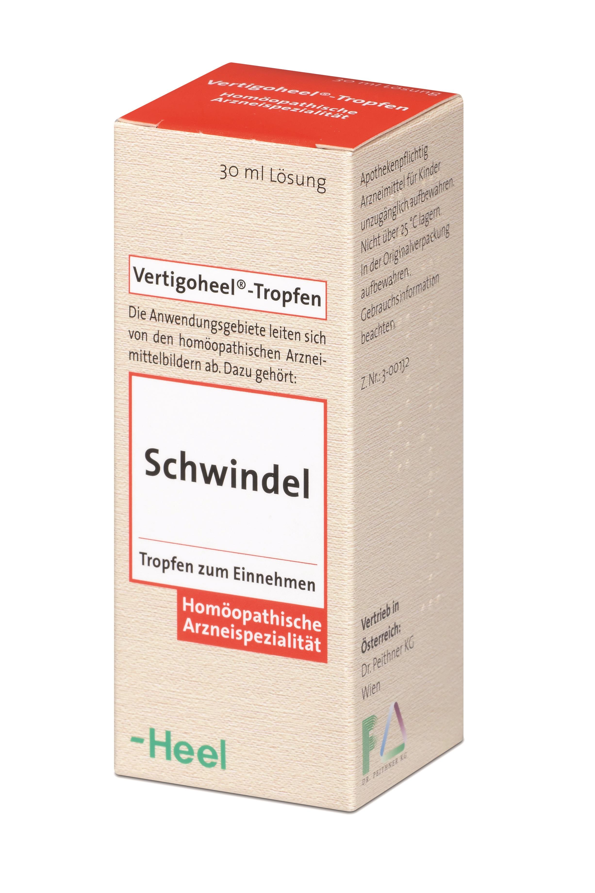 Vertigoheel - Tropfen