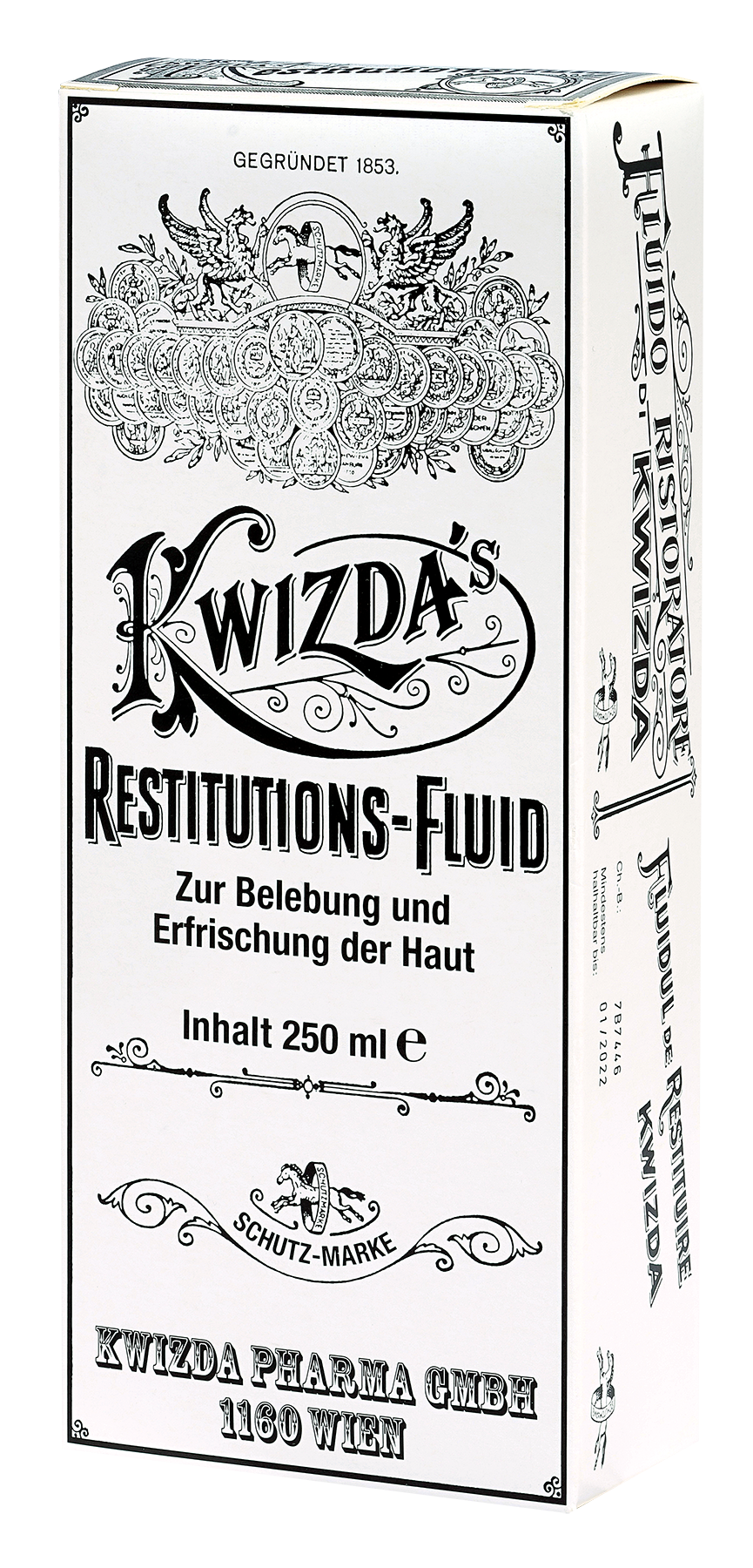 Kwizda's Restitutionsfluid