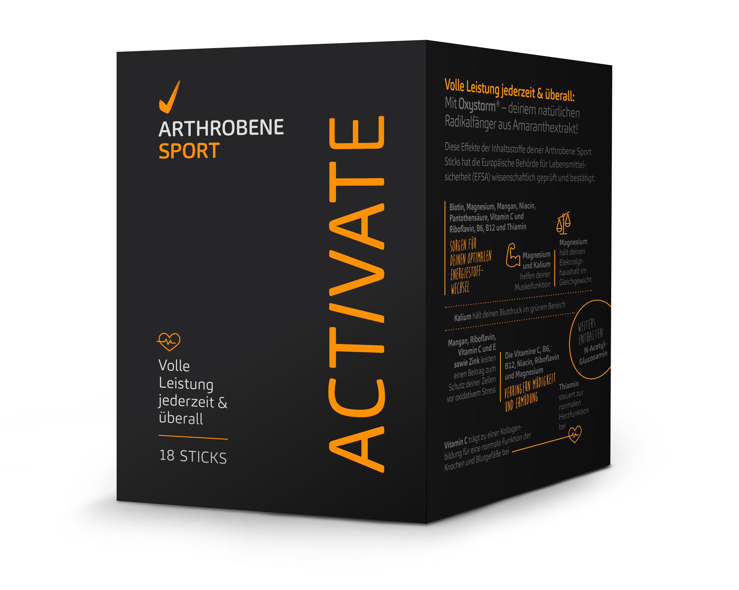 Arthrobene Sport Activate