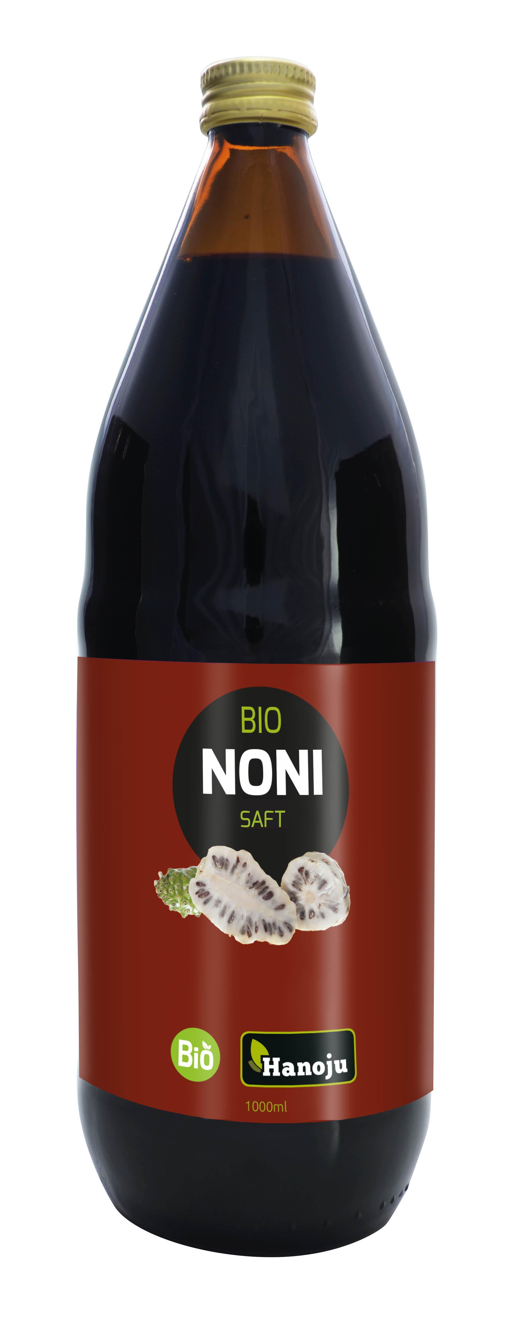 Hanoju Noni Saft Bio