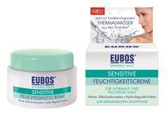 Eubos Sensitive Feuchtigkeitscreme für Tag 50ml