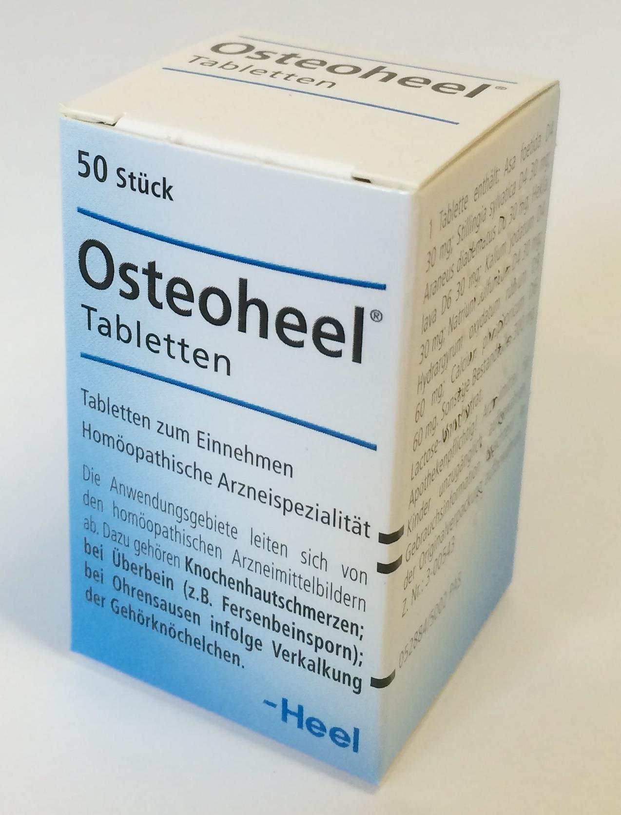 Osteoheel - Tabletten