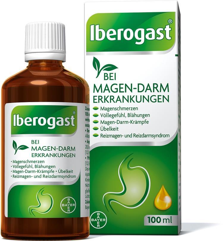 Iberogast - Tropfen zum Einnehmen