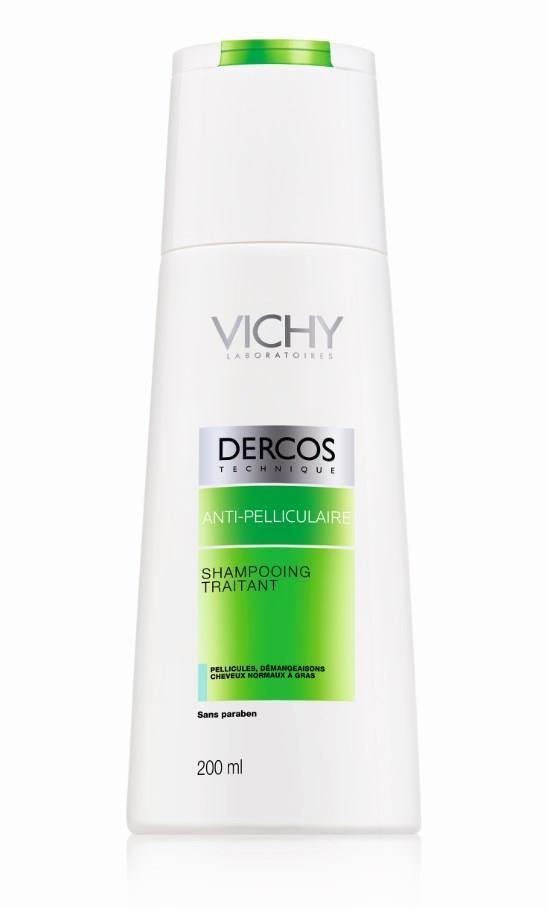 VICHY Dercos Shampoo gegen fettige Schuppen