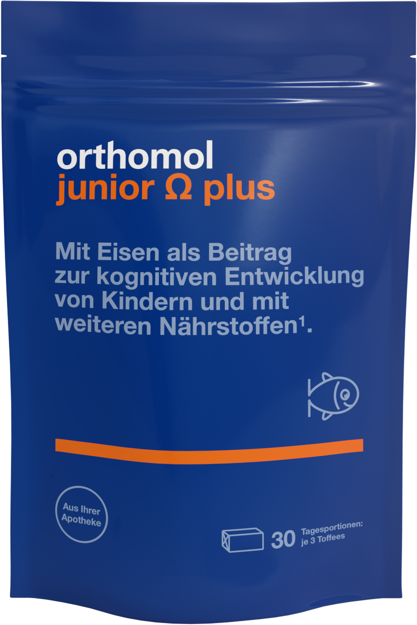 Orthomol Junior Omega plus