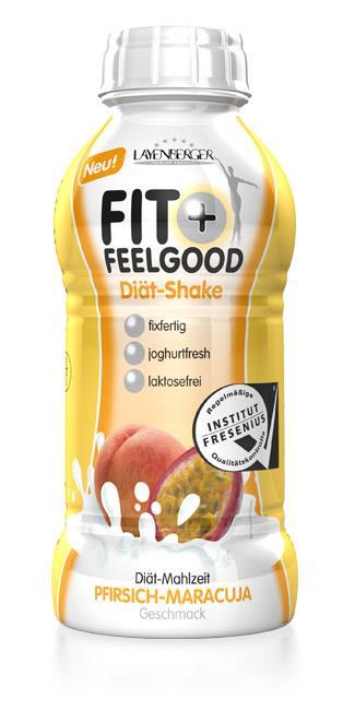 Fit + Feelgood fix+fertig Diät-Shake