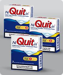 NiQuitin Clear 14mg - transdermales Pflaster