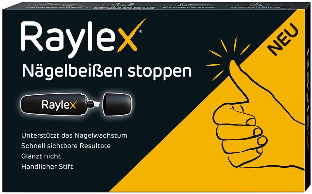 Raylex Nägelbeißen Stift