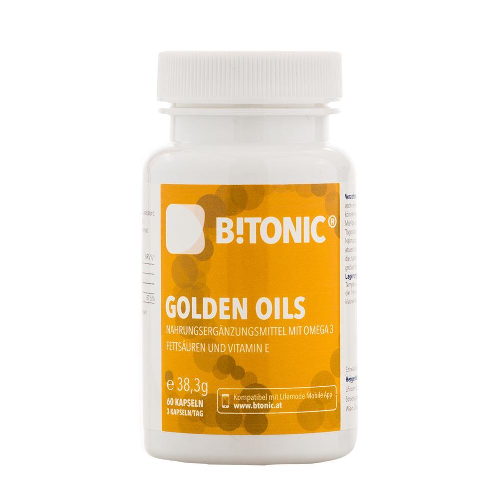 B!TONIC Golden Oils