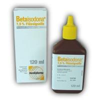 Betadona - Flüssigseife
