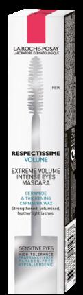 La Roche-Posay Respectissime Volume Mascara