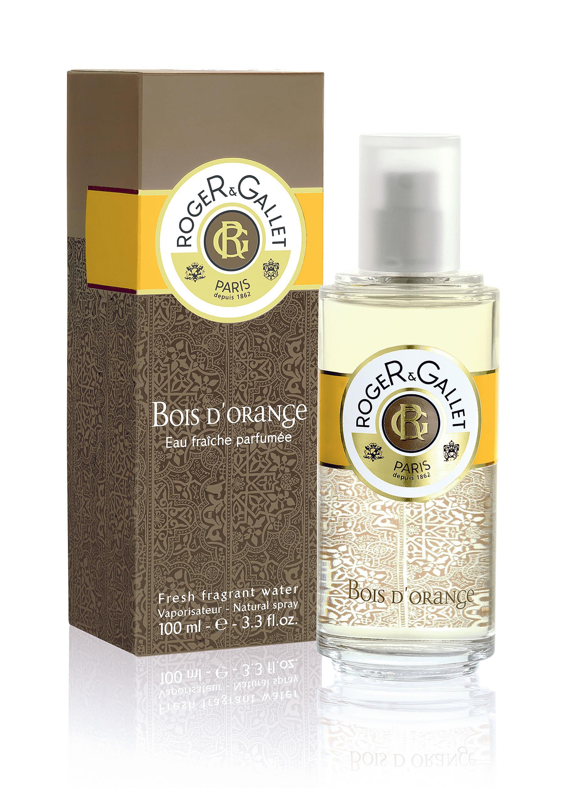Roger & Gallet Bois d'Orange - sinnlich wohltuender  Duft