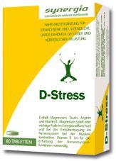 D Stress Energie Tabletten 80 Stück
