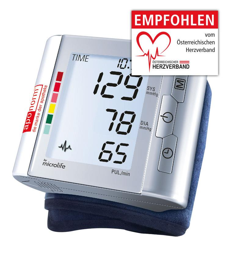 aponorm® Mobil Soft Control Blutdruckmessgerät