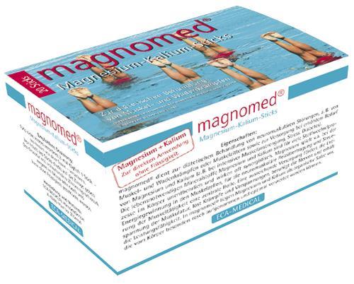 Magnomed Magnesium-Kalium Sticks
