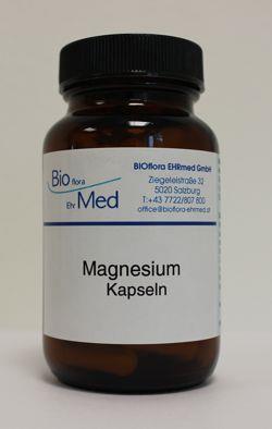 Magnesium Kapseln Bioflora Ehrmed