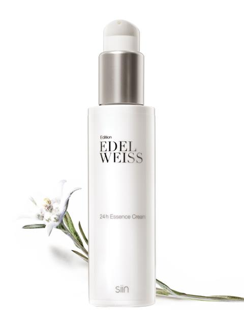 Edition Edelweiss 24h Essence Creme