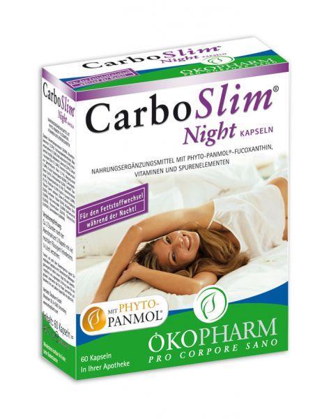 Carbo Slim Night Kapseln