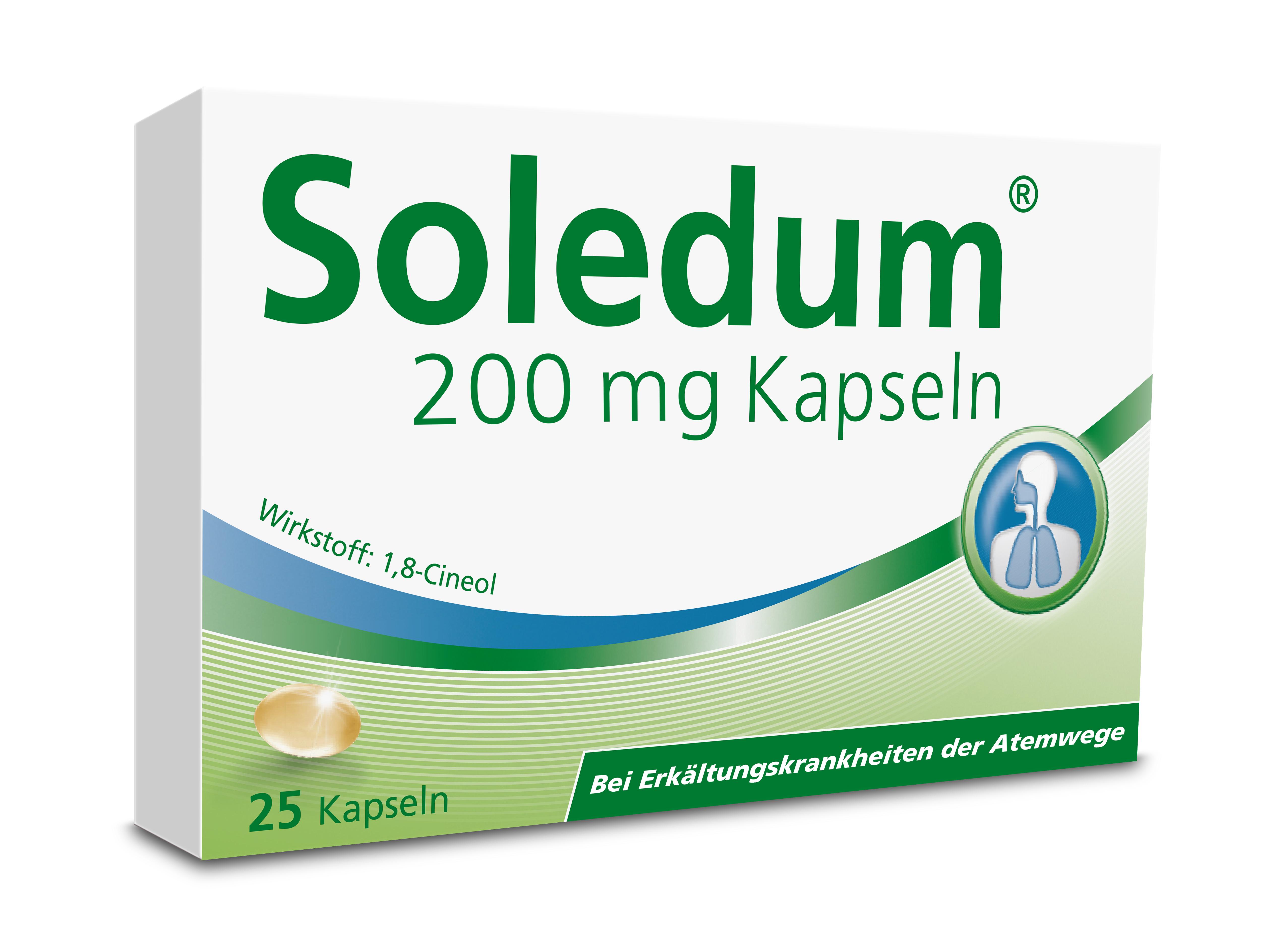 Soledum 200 mg - Kapseln